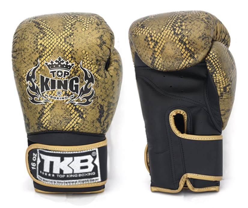 Top King Muay Thai Gloves Review